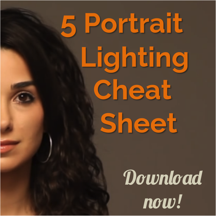 TSL 5 portrait lighting