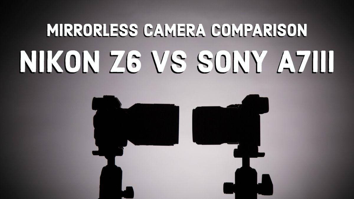 Nikon Z6 vs Sony a7III | 2019 Mirrorless Camera Comparison